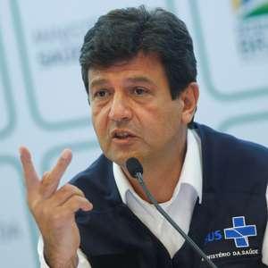 Ministério dialoga com o tráfico e a milícia, diz Mandetta