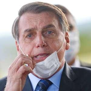 Rejeição a Bolsonaro vai a 43% e bate recorde, diz Datafolha