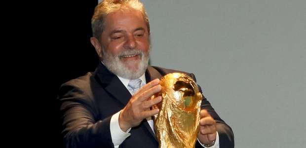Lula critica Seleção e diz que Alemanha não é invencível