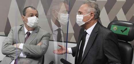 CPI enquadra lives de Bolsonaro; Renan não questiona médicos