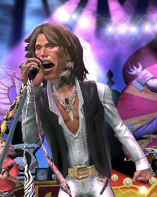 Aerosmith ganhou mais dinheiro com game do que com discos