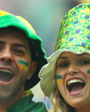 Brasil x Costa Rica: veja as imagens marcantes do jogo