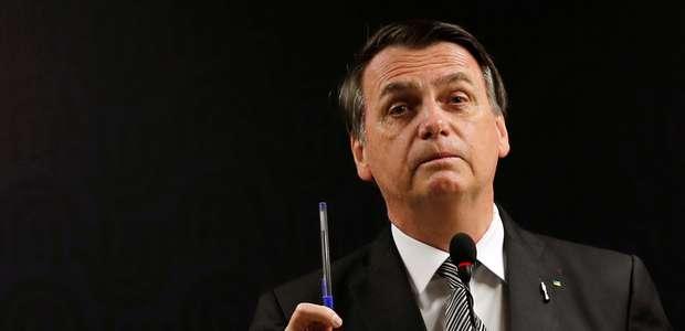 Bolsonaro diz que mídia distorce palavras e age de má-fé