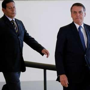 Parecer livra chapa Bolsonaro-Mourão de cassação no TSE