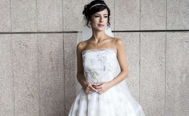 'Império': veja detalhes do vestido de noiva de Maria Clara