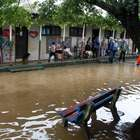 Sobe para 3500 o número de desalojados pelas chuvas no RS