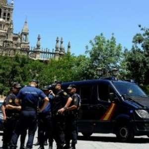 Militar brasileiro aceita seis anos de prisão na Espanha