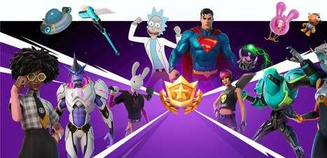 Fortnite: temporada 7 tem Superman, Rick e celebridade virtual