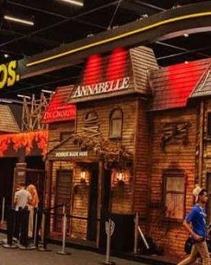 Filmes, seriados e games: o pequeno paraíso da WB na CCXP
