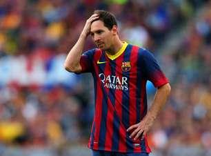 Advocacia Geral da Espanha pede prisão de Messi