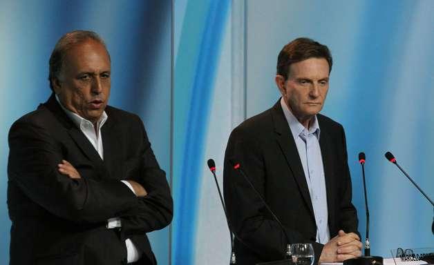 Record cancela debate no Rio por falta dos dois candidatos