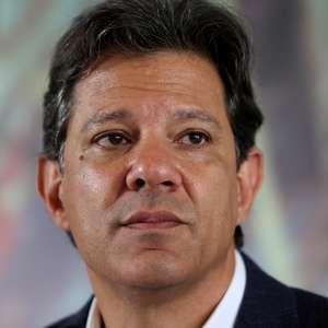 Justiça condena Haddad à prisão por caixa 2 em 2012