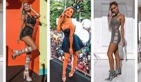 Qual o melhor look de Flávia Viana no Carnaval de Salvador?