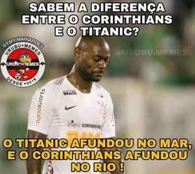 Veja Os Memes Da Classificação Do Flamengo Sobre O Corinthians
