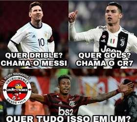Os Melhores Memes Do Massacre Do Flamengo Sobre O Corinthians