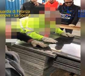 Apreensão de cocaína proveniente do Brasil Foto: ANSA / Ansa - Brasil