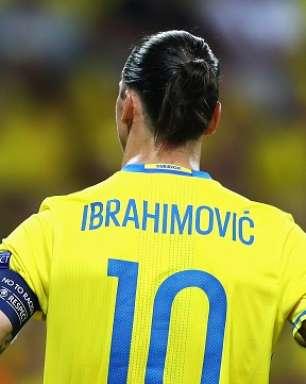 """""""Estarei na Copa do Mundo"""", garante Ibrahimovic"""