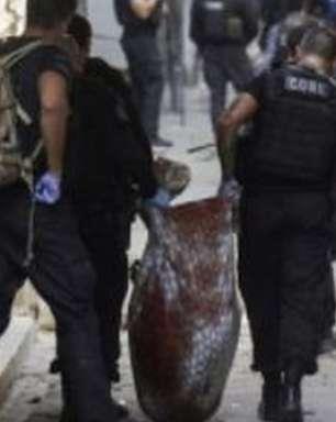 """Mundo fala em """"banho de sangue"""" e """"carnificina"""" na favela"""