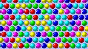 Estoure as bolhas da mesma cor e divirta-se!