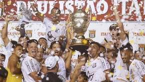 Santos vence Palmeiras nos pênaltis e é campeão paulista