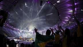 Carnaval y samba en la emotiva despedida de los Juegos ...