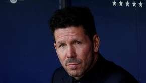 Simeone desanca seleção argentina em conversa vazada