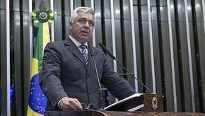 Major Olimpio pede prisão preventiva de Lula por declarações