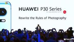 Huawei volta ao Brasil para brigar com iPhone X e S10
