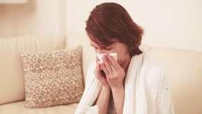 Come para combatir la gripe