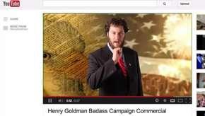 Como acabar com a sua carreira de político em 47 segundos