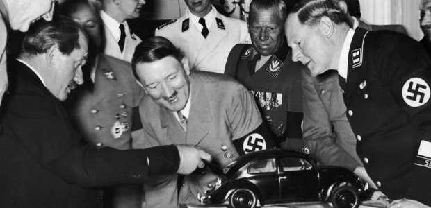 Sucesso do Fusca afastou passado nazista