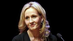 J.K. Rowling anuncia nuevo libro de Harry Potter