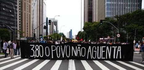 SP: MPL divulga trajeto de novo protesto e contraria governo
