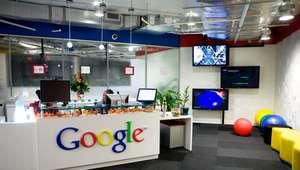 Google é melhor lugar para trabalhar pelo 4º ano seguido