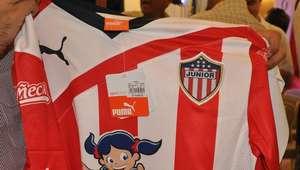 El Junior gana con lo justo y deja atrás al Atlético Tucumán