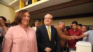 Ramírez y Orihuela proclaman triunfo en comicios en Morelos