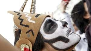 Fin del mundo: Mayas en Madrid reciben una nueva era