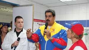 """Maduro: Chávez da """"orientaciones"""" de gobierno a su ..."""
