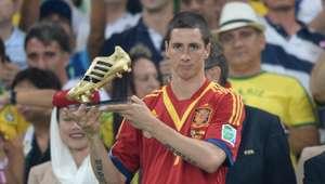 Ramos, Iniesta y Torres, en el once ideal de la Copa ...