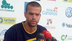 """Laguardia: """"Estoy con ganas de poder defender al Zaragoza"""""""
