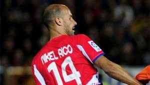 El Granada homenajeará a Mikel Rico mañana