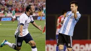 U.S., Argentina and the teams with a ticket to Brazil 2014
