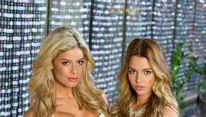 Candidatas a Miss Universo posam em dia de beleza na Rússia