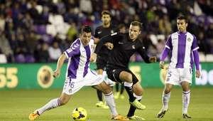 El Valladolid apela a la épica ante la Real Sociedad (2-2)