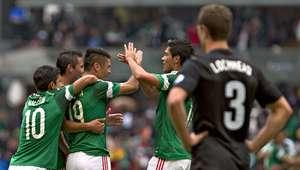 México quiere amarrar pase al Mundial ganando en Nueva ...