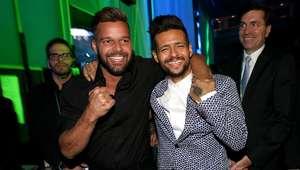 Video: Draco Rosa agradece apoyo a Ricky tras sufrir cáncer