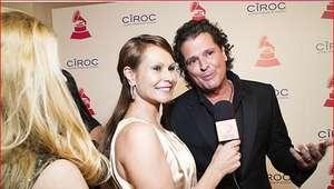 Carlos Vives en lágrimas con Terra tras ganar tres Grammy