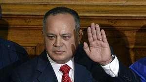 Chavista Diosdado Cabello es reelecto a presidir Parlamento