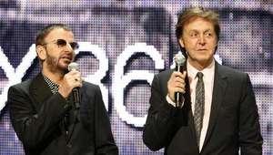 Paul McCartney y Ringo Starr actuarán en la entrega de ...