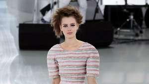 Semana de la Moda en París: Chanel y sus tonalidades pastel